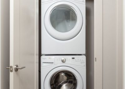Bicicleta washer/dryer